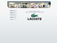 Playtime Sport A/S
